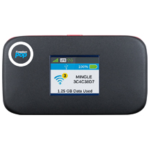 FreedomPop Netgear Mingle 4G LTE Mobile Hotspot - Refurbished + 2GB Trial