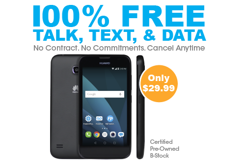 100% FREE Mobile Service in US...