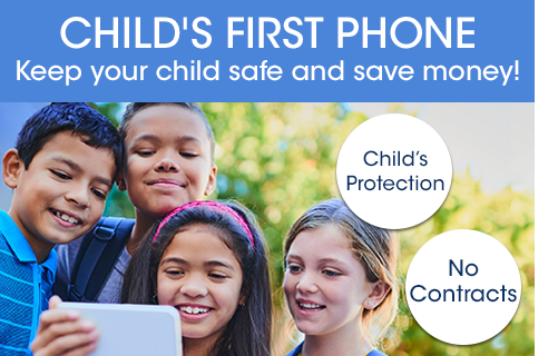 Child's First Phone - $29.99!